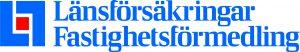 Länsförsäkringar Fastighetsförmedling blå logga Umeå