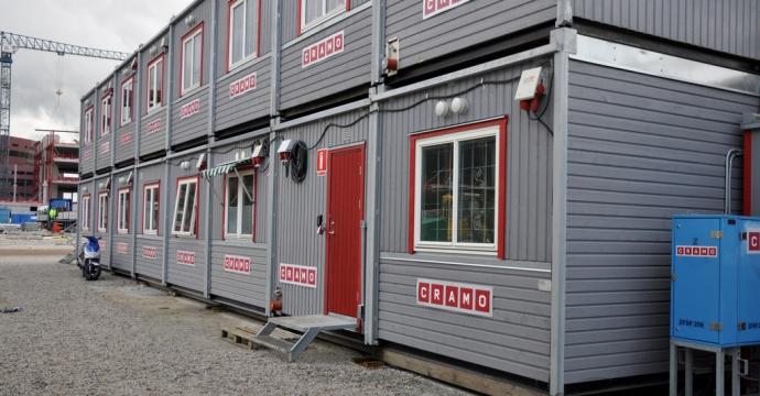 Bodstädning etablering Umeå ID06