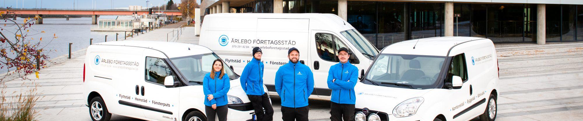 Ärlebo Företagsstäd AB